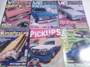 Colección De Revistas Super Pickups Y Muscle Cars