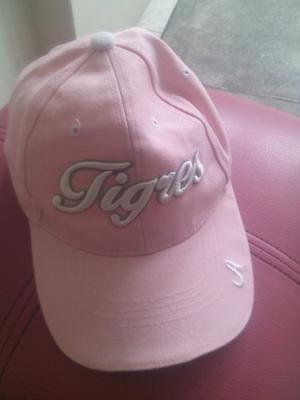 Gorra De Los Tigres De Aragua Rosada