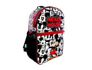 Morral Escolar Junior Mickey Mouse Pj Mask Paw Patrol Adveng