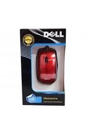 Mouse Optico Usb Dell Nuevo