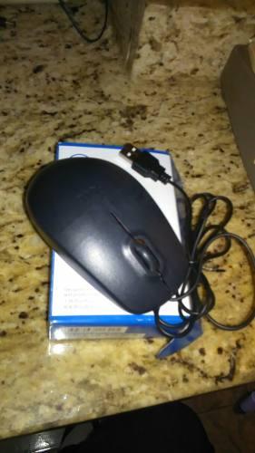 Mouse Optico Usb.. Dell Original