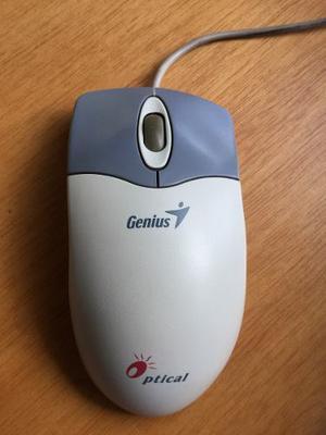 Mouse Óptico Marca Genius Con Xscroll
