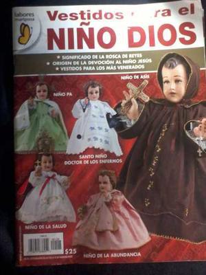 Patrones Trajes De Niño Dios- Patrones Y Revista En Físico