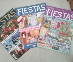 Revistas De Fiestas Facil Facil