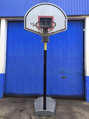 Tablero De Basquet Con Aro Y Base