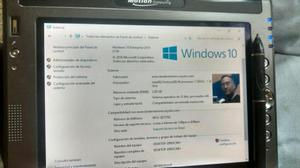 Tablet Tipo Mini Laptop Importada Window