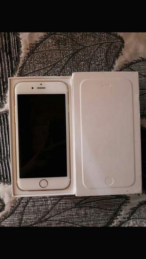 iPhone 6 16gb Gold Como Nuevo!