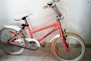 Bicicleta Niña Marca Corrente Rin 20