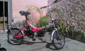 Bicicleta Pleglable Rin 16
