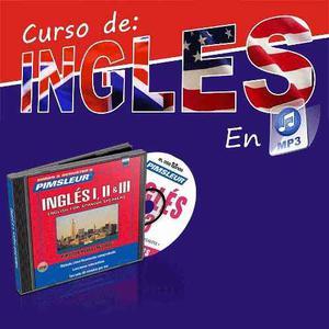 Curso De Ingles Método Pimsleur (audio Mp3 + Libros Pdf)
