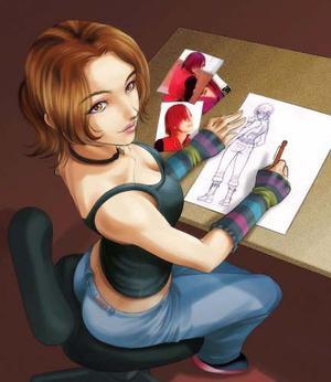 Manual De Como Dibujar Estilo Japones