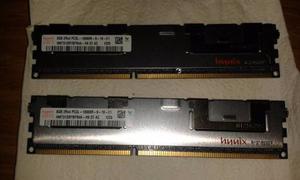 Memoria Ram Hynix 8gb 2xr4 Pc3l r
