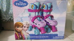 Patines Cuatro Ruedas Frozen