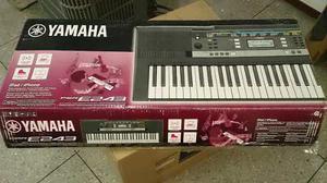 Teclado Yamaha Psr E 243 Incluye Adaptador Original