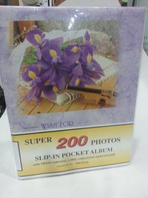 Album Para 200 Fotos