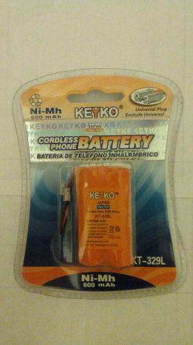 Batería Teléfono Inalámbrico Kt329l 2.4 V 600 Mah