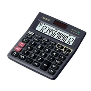 Calculadora Casio Mj-120t 12 Digitos