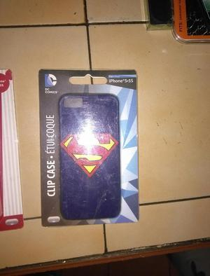 Case Forro Flip iPhone 5 Y iPhone 5s