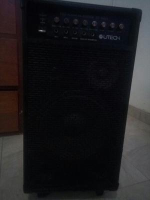 Corneta Amplificada Utech Up-m801