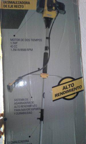 Desmalezadora Amco Tools Motor 2 Tiempos 1.7hp