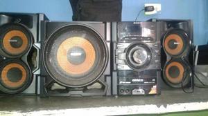 Equipo De Sonido Sony Geneziz