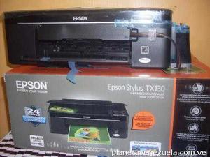 Impresoras Epson Multifuncionales Con Sistema De Tinta.