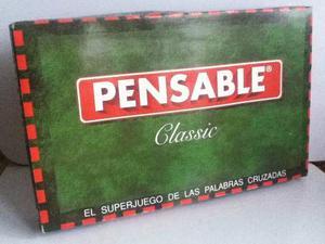 Juego De Mesa Pensable - Scrabble