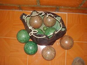 Juegos De Bolas Criollas