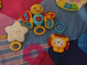 Juguetes Para Bebes Fisher Price, Vtech, Bright Stars.