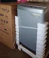 Lavadora Automatica 10 Kg, Gris Nueva En Caja