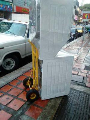 Lavadora Secadora Morocha Frigidaire 17kg
