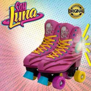 Patines De Soy Luna Originales 100% Oficiales Nuevos Sellado