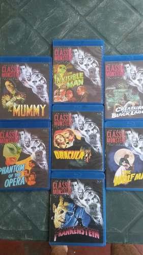 Peliculas Blu Ray Clasicos De Terror Universal Studios