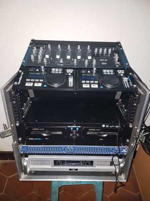 Rack De Sonido Profesional