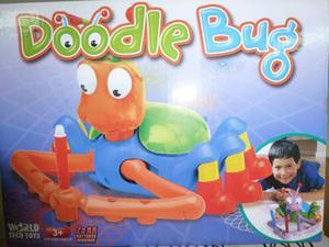 Robot Doodle Bug Para Dibujar