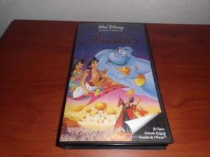 Se Vende Excelente Película Aladdín De Walt Disney En