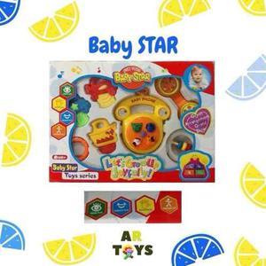 Set Baby Star Juguetes Para Bebes