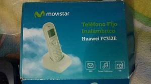 Telefono Movistar Fijo Inalambrico Huawei Fc312e