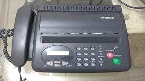 Teléfono Fax Hyundai Como Nuevo