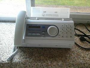 Teléfono Fax Marca Sharp Usado