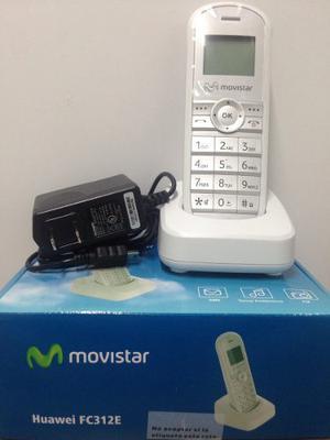 Teléfono Fijo Inalámbrico Huawei Fc312e Usado