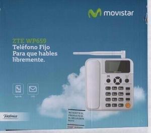 Teléfono Fijo Local Movistar