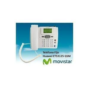 Teléfono Fijo Movistar Huawei Etsi