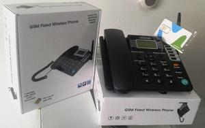 Teléfono Fijo Movistar Nuevo Con Linea 02x Tienda Movistar
