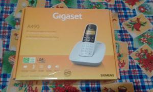 Teléfono Inalambrico Gigaset A490