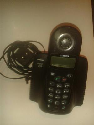 Teléfono Inalambrico Siemens Gigaset 200