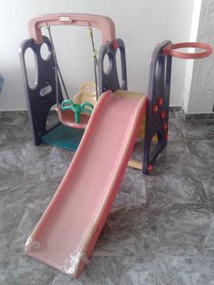 Vendo Parque Infantil De Plastico Usado