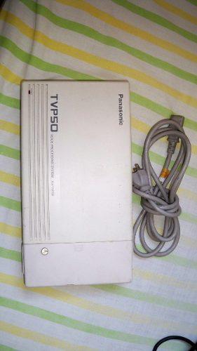 Voce Mail Panasonic Modelo Tvp-50