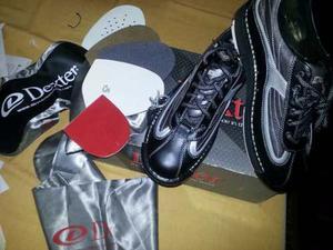 Zapatos De Bowling Marca Dexter Talla