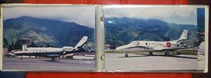 Álbum De Fotos De Aviones. 38 Fotos Variadas 10x14cm